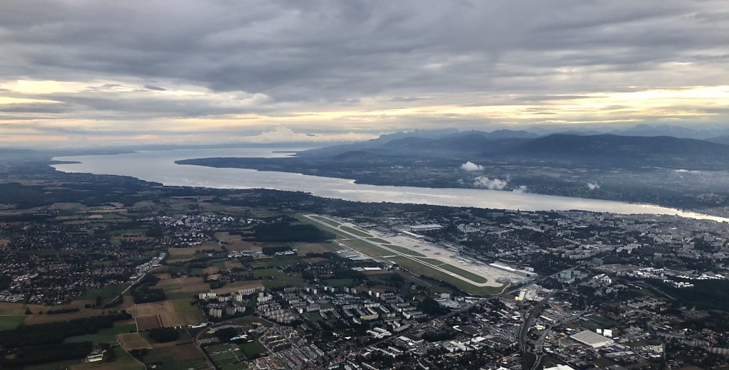 Lake Leman & Geneva Airport