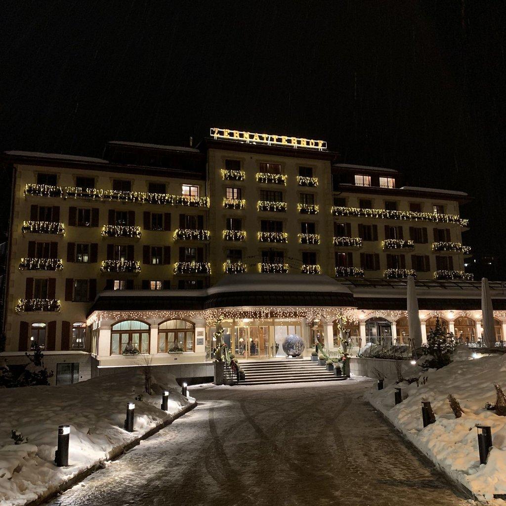 The Grand Zermatt Hotel