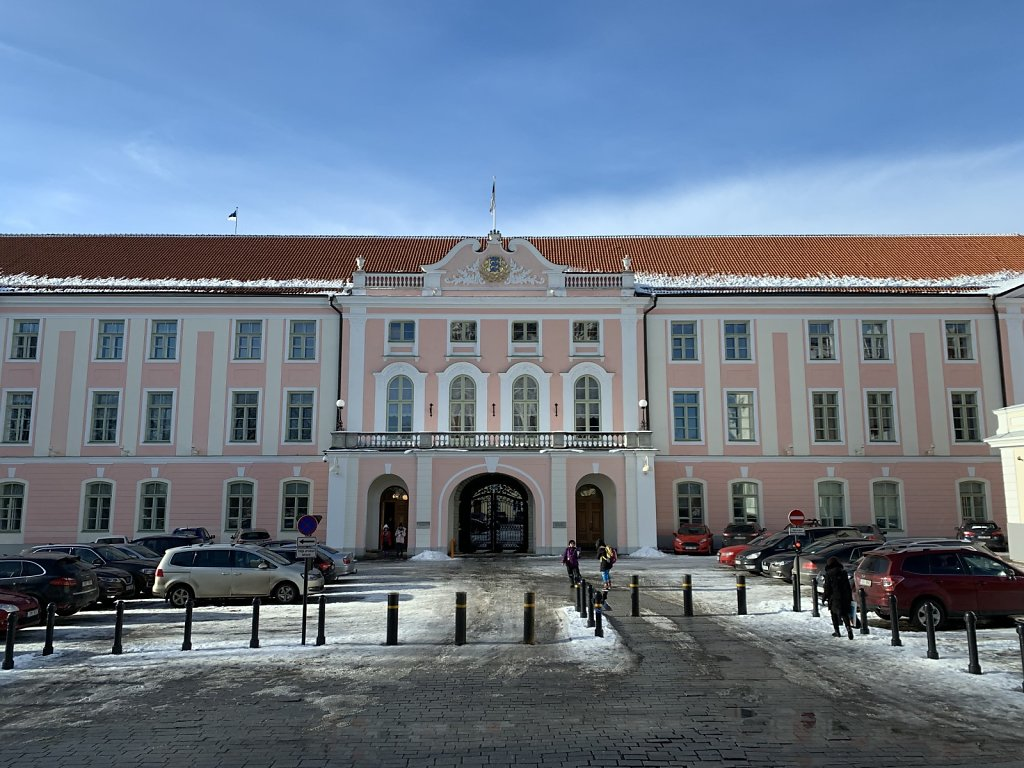 Parliament of Tallinn